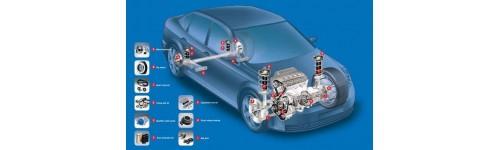 Подшипники для легковых автомобилей импортного производства (иномарки)